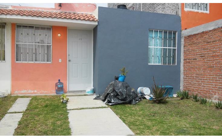 Foto de casa en venta en  , villas del pedregal iii, morelia, michoac?n de ocampo, 1430089 No. 01