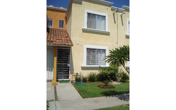 Foto de casa en venta en  , villas del pedregal, morelia, michoac?n de ocampo, 1730018 No. 01