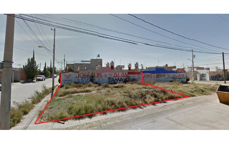 Foto de terreno habitacional en venta en  , villas del pilar 1a sección, aguascalientes, aguascalientes, 1300149 No. 01