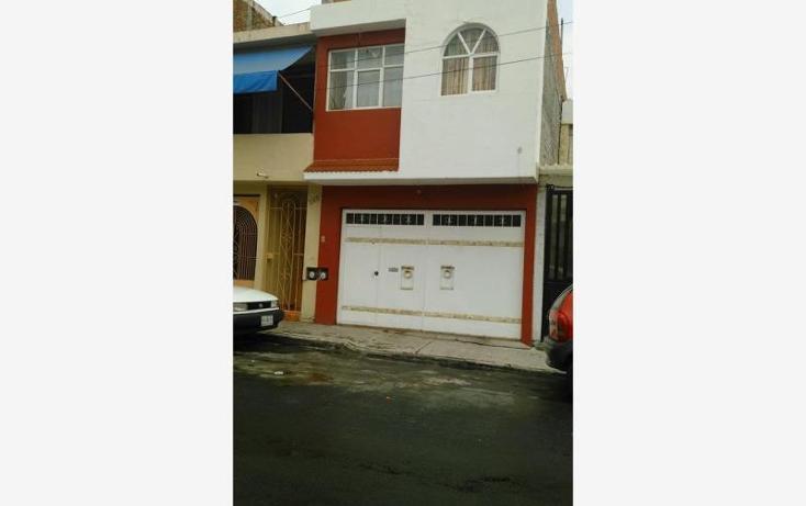 Foto de casa en venta en  , villas del real, morelia, michoacán de ocampo, 958417 No. 01