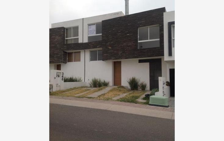 Foto de casa en venta en  , villas del refugio, quer?taro, quer?taro, 1581562 No. 01