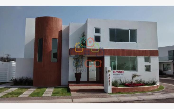 Foto de casa en venta en  , villas del refugio, quer?taro, quer?taro, 1660558 No. 01