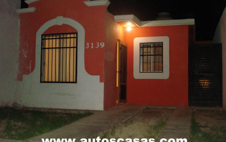 Foto de casa en venta en  , villas del rey, cajeme, sonora, 1544532 No. 01