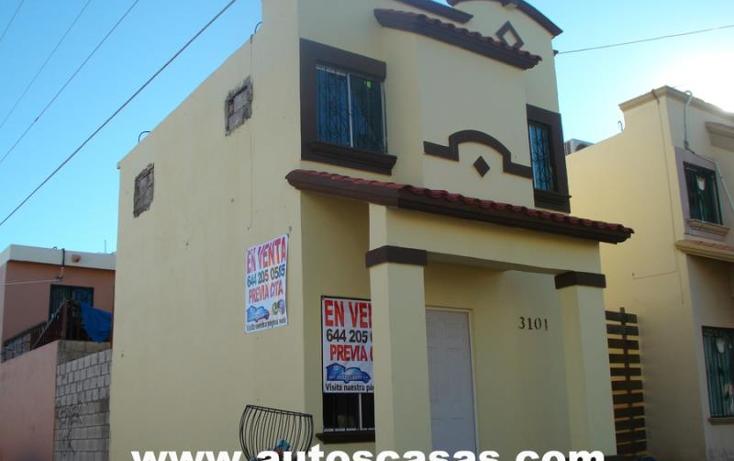 Foto de casa en venta en  , villas del rey, cajeme, sonora, 1544538 No. 01