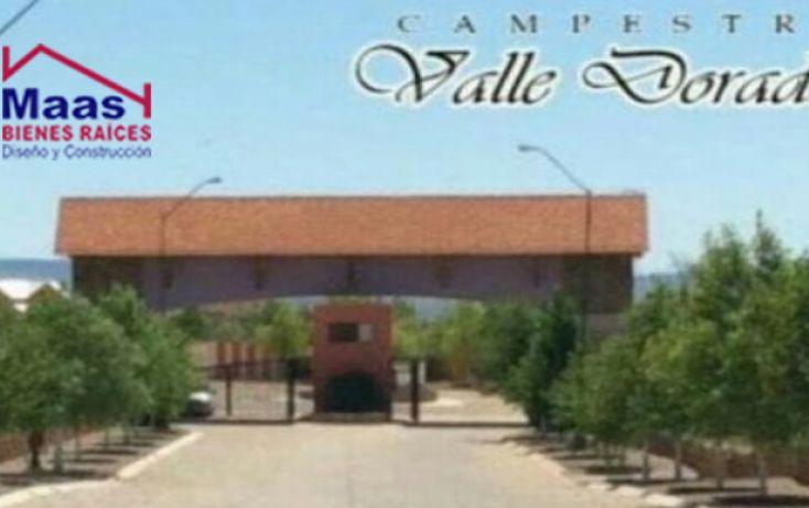 Foto de terreno habitacional en venta en, villas del rey v, chihuahua, chihuahua, 2031080 no 01