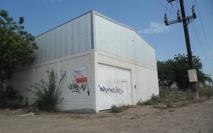 Foto de nave industrial en venta en  , villas del rio, culiacán, sinaloa, 1066869 No. 01