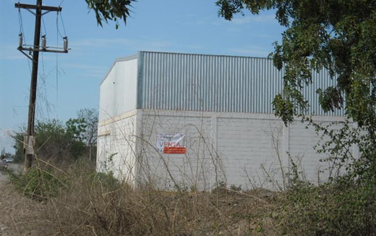 Foto de nave industrial en venta en  , villas del rio, culiacán, sinaloa, 1066869 No. 02