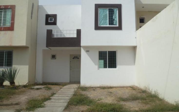 Foto de casa en venta en  , villas del rio, culiacán, sinaloa, 1765682 No. 01