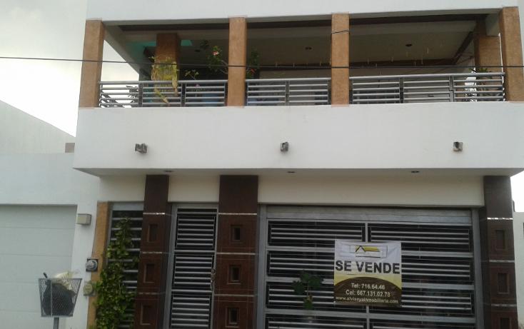 Foto de casa en venta en  , villas del rio, culiacán, sinaloa, 1847890 No. 01