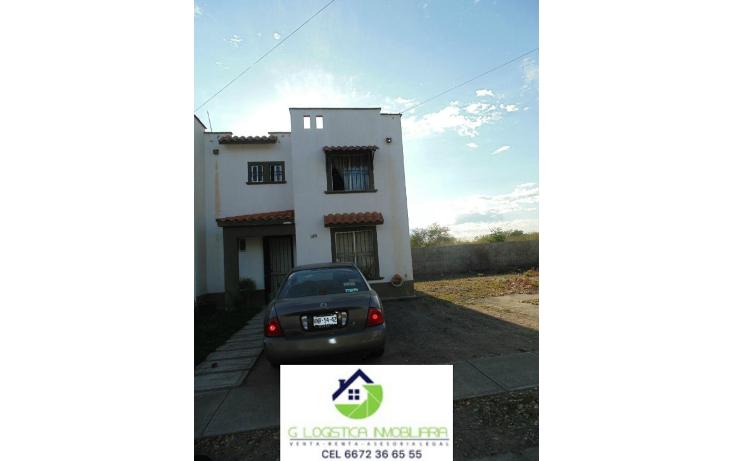 Foto de casa en venta en  , villas del rio, culiacán, sinaloa, 1975468 No. 01