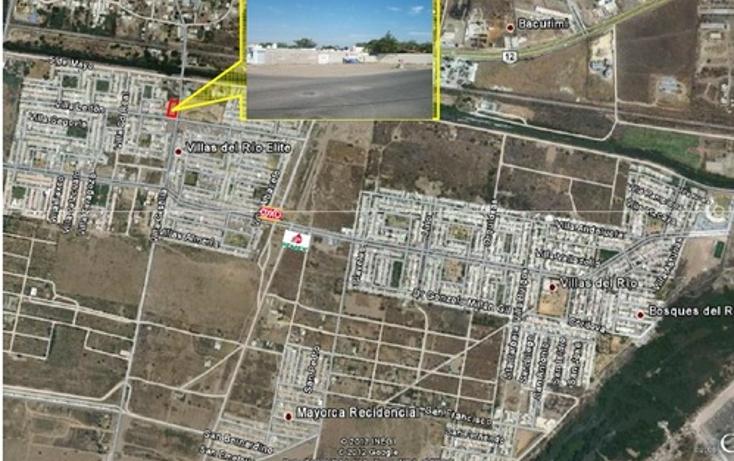Foto de terreno comercial en venta en  , villas del rio elite, culiacán, sinaloa, 1066831 No. 01