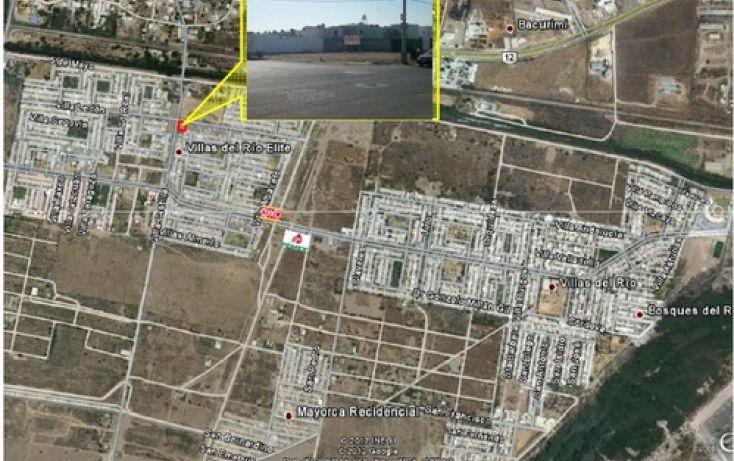 Foto de terreno comercial en venta en, villas del rio elite, culiacán, sinaloa, 1066833 no 01
