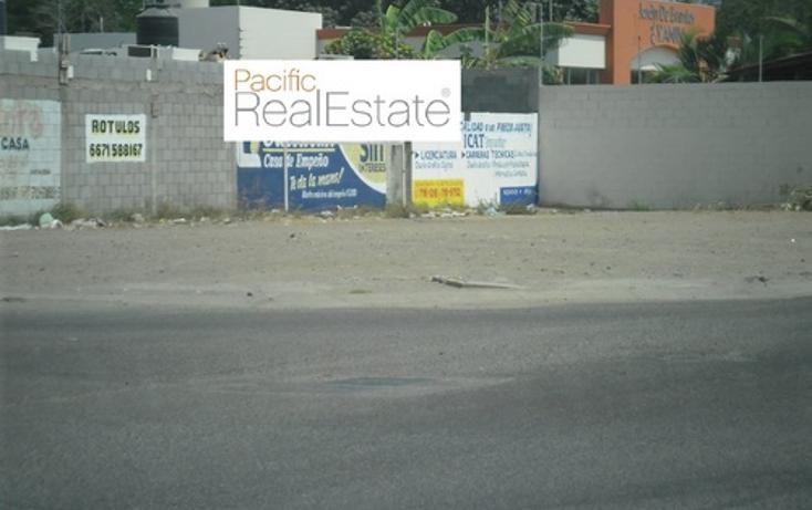 Foto de terreno comercial en venta en  , villas del rio elite, culiacán, sinaloa, 1066833 No. 03