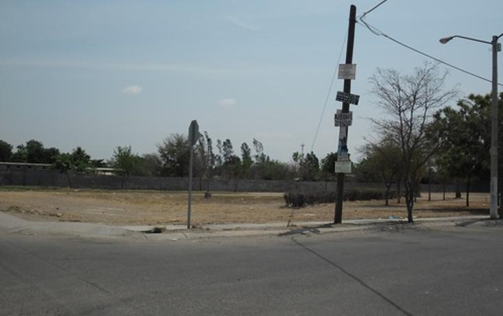 Foto de terreno comercial en venta en  , villas del rio elite, culiacán, sinaloa, 1066833 No. 06