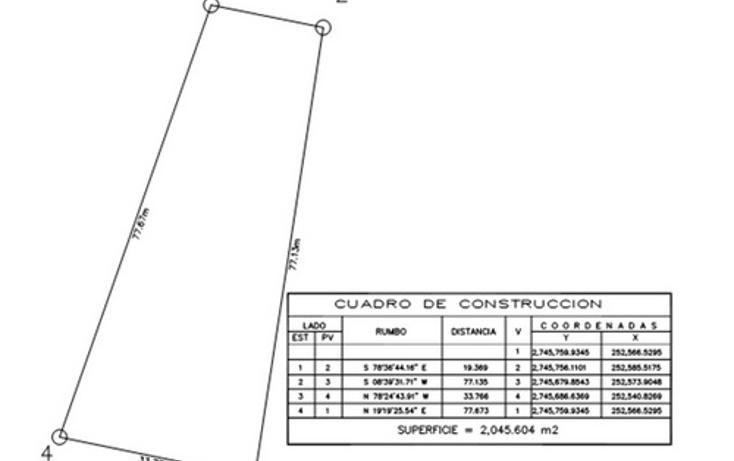 Foto de terreno comercial en venta en  , villas del rio elite, culiacán, sinaloa, 1066847 No. 02