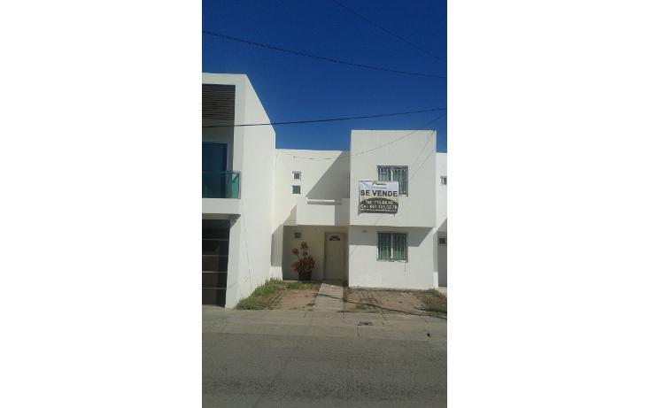 Foto de casa en venta en  , villas del rio elite, culiacán, sinaloa, 1775178 No. 01