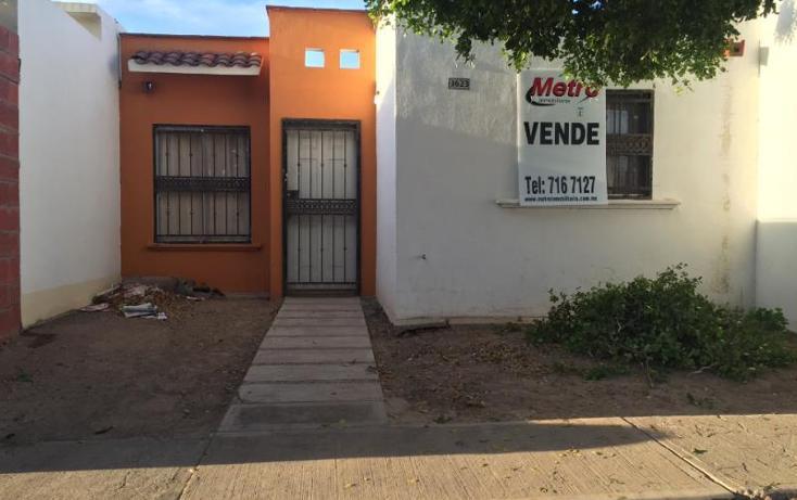 Foto de casa en venta en  , villas del rio elite, culiacán, sinaloa, 1989600 No. 01