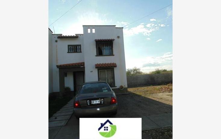 Foto de casa en venta en  , villas del rio elite, culiacán, sinaloa, 2006708 No. 01