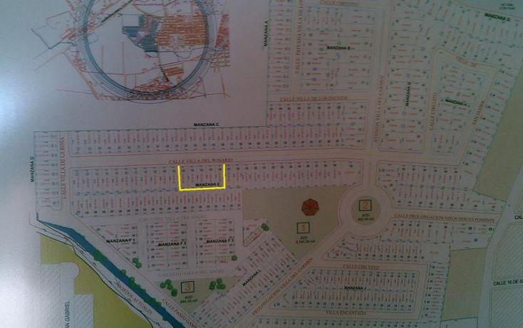 Foto de terreno habitacional en venta en villas del rosario, tala centro, tala, jalisco, 1483451 no 02