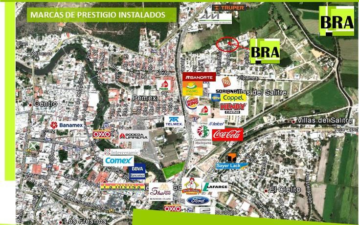 Foto de terreno habitacional en venta en  , villas del salitre, tula de allende, hidalgo, 1466713 No. 07