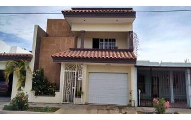 Foto de casa en venta en  , villas del sol, ahome, sinaloa, 1709676 No. 01