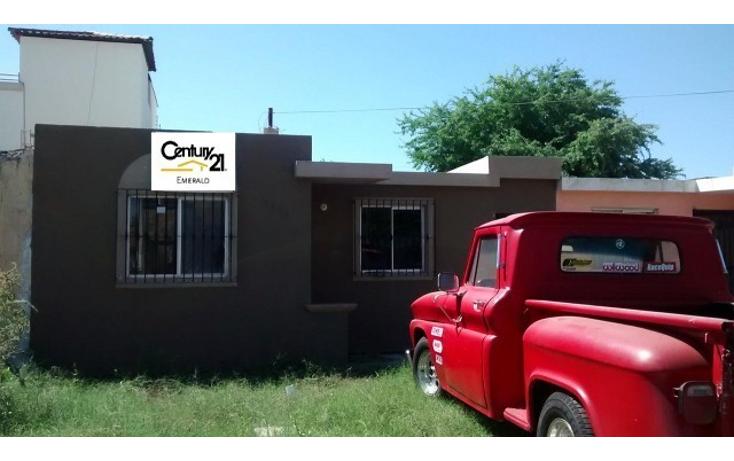 Foto de casa en venta en  , villas del sol, ahome, sinaloa, 1858274 No. 01