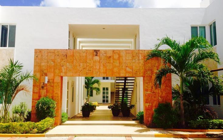 Foto de departamento en renta en  , villas del sol, mérida, yucatán, 1355437 No. 01