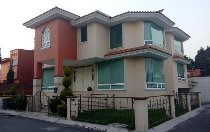 Foto de casa en venta en  , villas del sol, metepec, m?xico, 1954324 No. 01