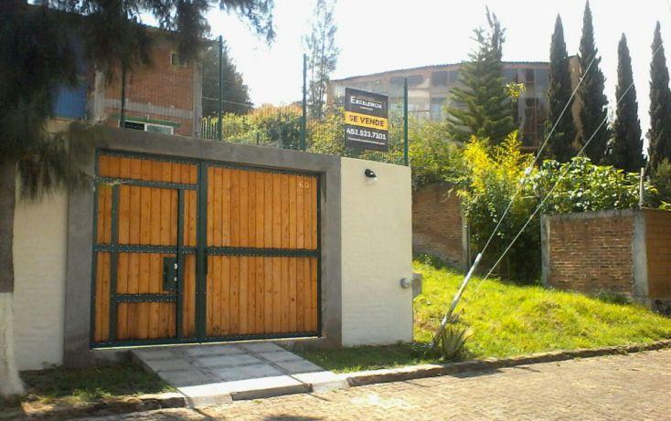 Foto de casa en venta en, villas del sol, pátzcuaro, michoacán de ocampo, 2030766 no 01