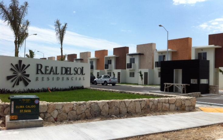 Foto de casa en venta en  , villas del sol, solidaridad, quintana roo, 2034780 No. 01