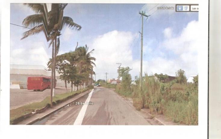 Foto de terreno comercial en venta en  , villas del sur, coatzacoalcos, veracruz de ignacio de la llave, 1070981 No. 02