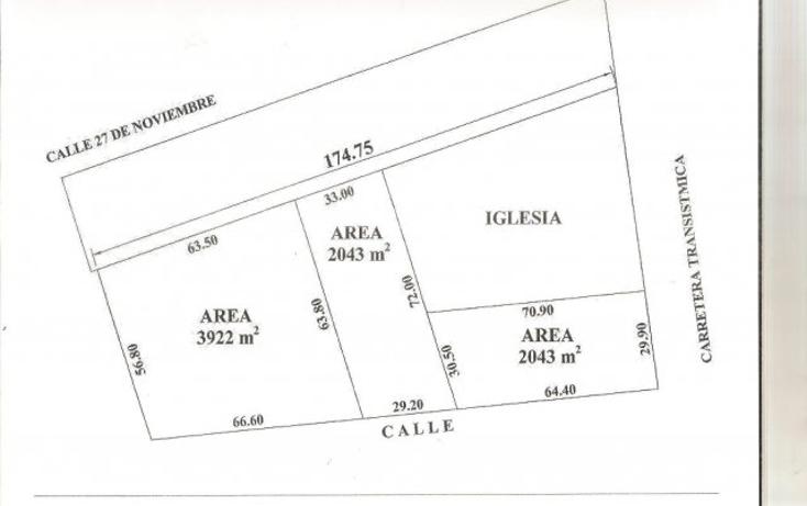 Foto de terreno comercial en venta en  , villas del sur, coatzacoalcos, veracruz de ignacio de la llave, 1070981 No. 04