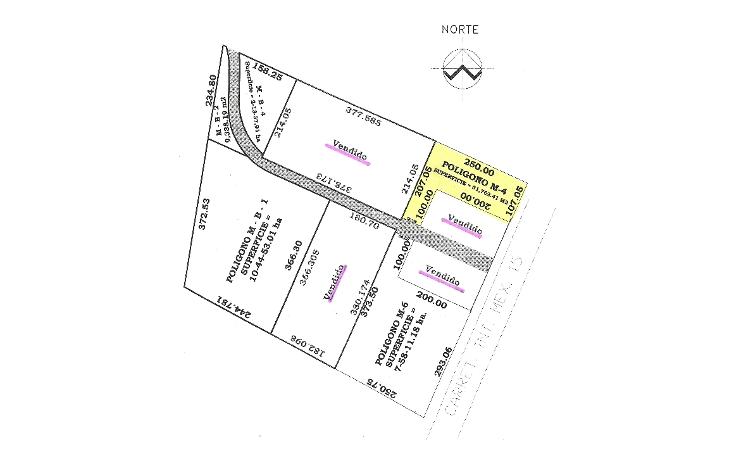 Foto de terreno comercial en venta en  , villas del sur, hermosillo, sonora, 1096729 No. 01
