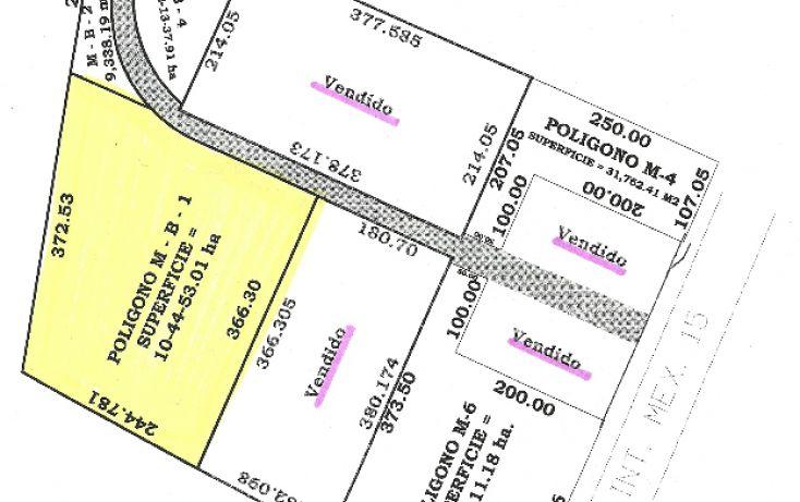 Foto de terreno habitacional en venta en, villas del sur, hermosillo, sonora, 940845 no 01