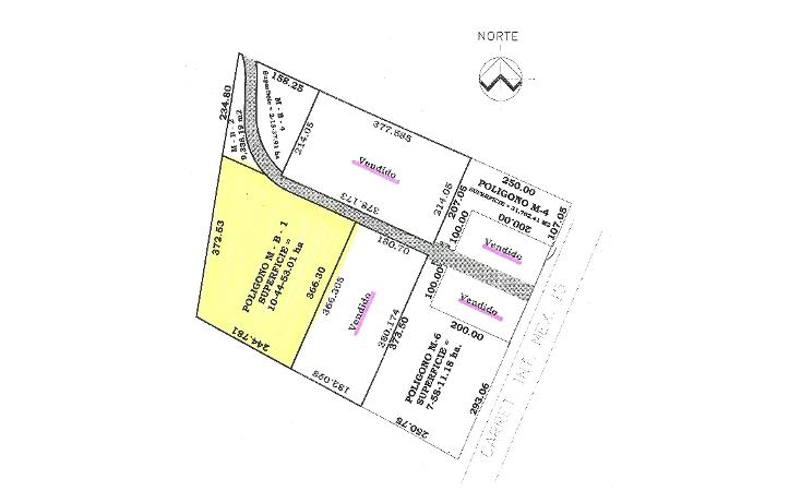 Foto de terreno habitacional en venta en  , villas del sur, hermosillo, sonora, 940845 No. 01