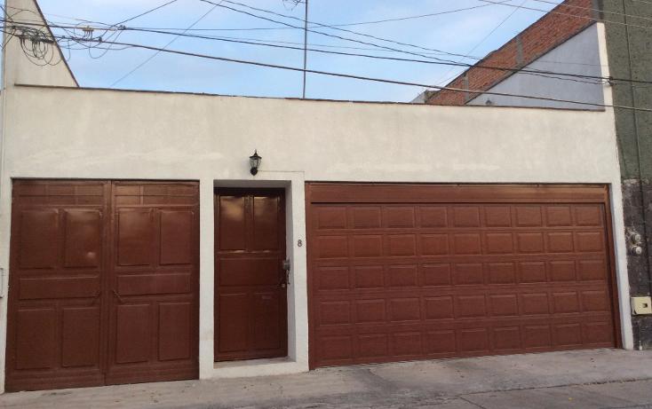 Foto de casa en venta en  , villas del sur, querétaro, querétaro, 1498985 No. 01