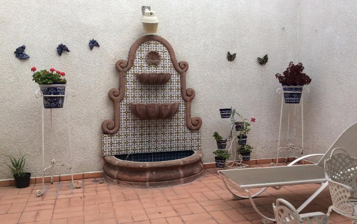 Foto de casa en venta en  , villas del sur, querétaro, querétaro, 1498985 No. 10