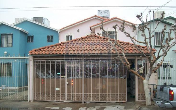 Foto de casa en venta en  , villas del valle, juárez, chihuahua, 1840726 No. 01