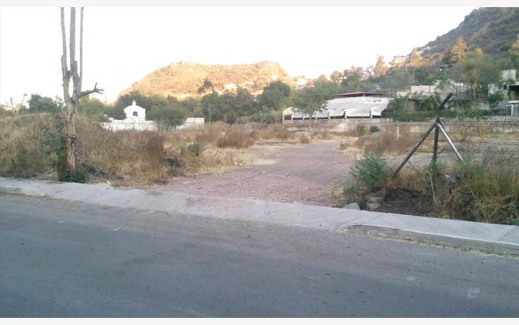 Foto de terreno habitacional en venta en  , villas la cañada, el marqués, querétaro, 1485757 No. 03
