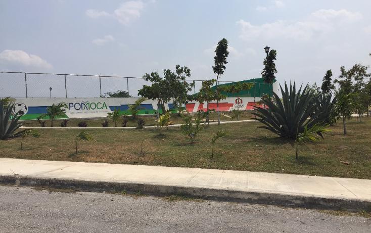 Foto de terreno habitacional en venta en  , villas la hacienda, campeche, campeche, 1553120 No. 01