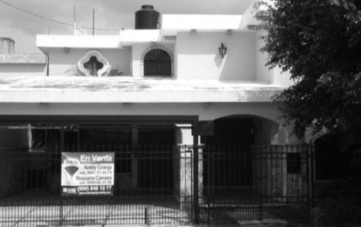 Foto de casa en venta en  , villas la hacienda, mérida, yucatán, 1073519 No. 01