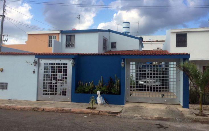 Foto de casa en venta en, villas la hacienda, mérida, yucatán, 1448313 no 01