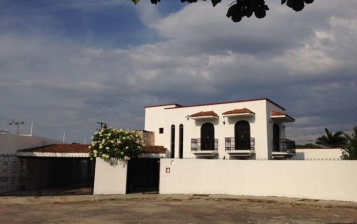 Foto de casa en venta en  , villas la hacienda, mérida, yucatán, 1694488 No. 01
