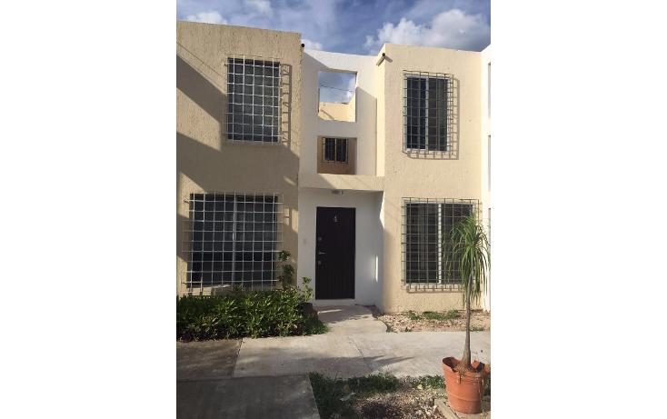 Foto de departamento en venta en  , villas la hacienda, m?rida, yucat?n, 1733258 No. 01