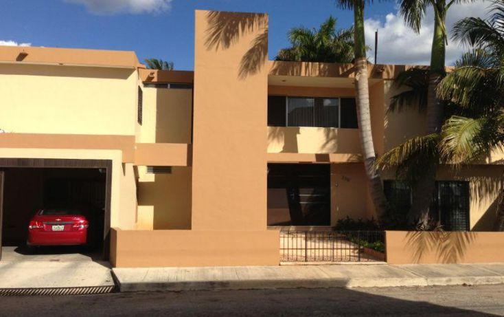 Foto de casa en venta en, villas la hacienda, mérida, yucatán, 1956034 no 01