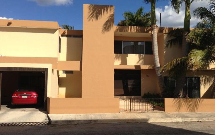 Foto de casa en venta en  , villas la hacienda, m?rida, yucat?n, 1956034 No. 01