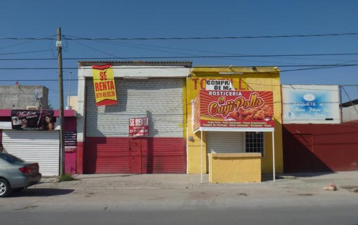 Foto de bodega en renta en  , villas la merced, torreón, coahuila de zaragoza, 1438951 No. 01