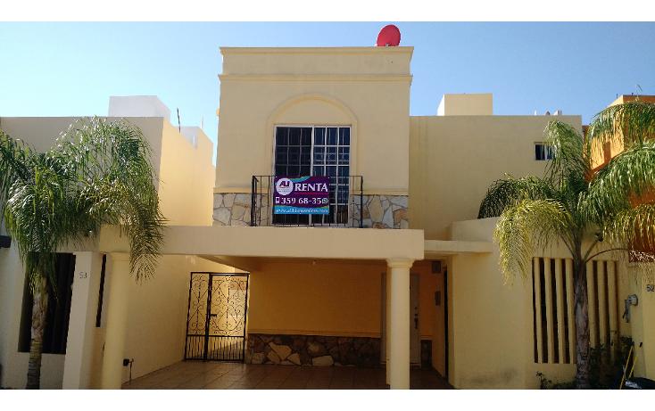 Foto de casa en renta en  , villas laguna, tampico, tamaulipas, 1171381 No. 01