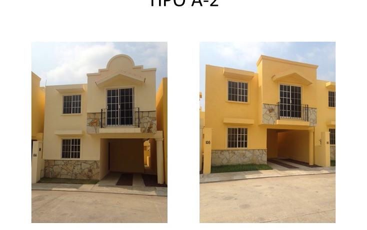 Foto de casa en venta en  , villas laguna, tampico, tamaulipas, 1475027 No. 01