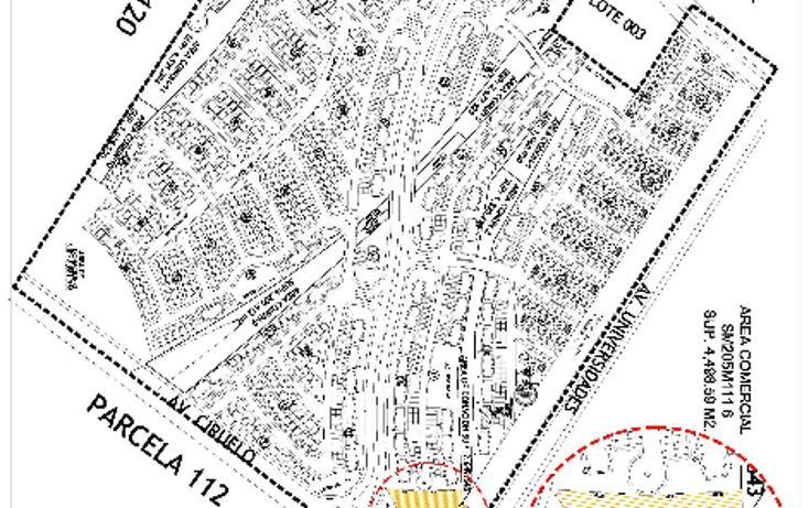 Foto de terreno comercial en venta en  , villas maya, solidaridad, quintana roo, 1042737 No. 01